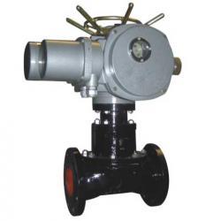 供应G941J電動隔膜閥 電動水用隔膜閥 電動蒸汽隔膜閥