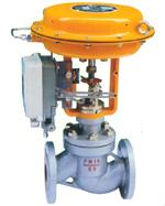 供应气动套筒调节阀 气动调节阀 气动压力平衡调节阀图片