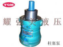 供应柱塞泵
