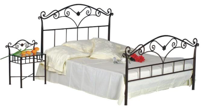 欧式床卧室床高档铁床低价热销报价