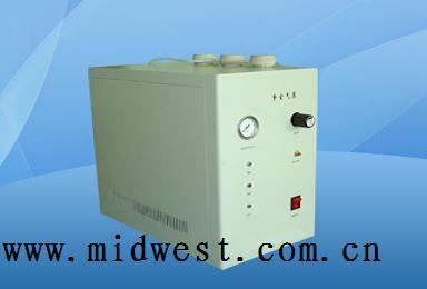 工作原理 xp6ql型纯净空气泵由压缩机