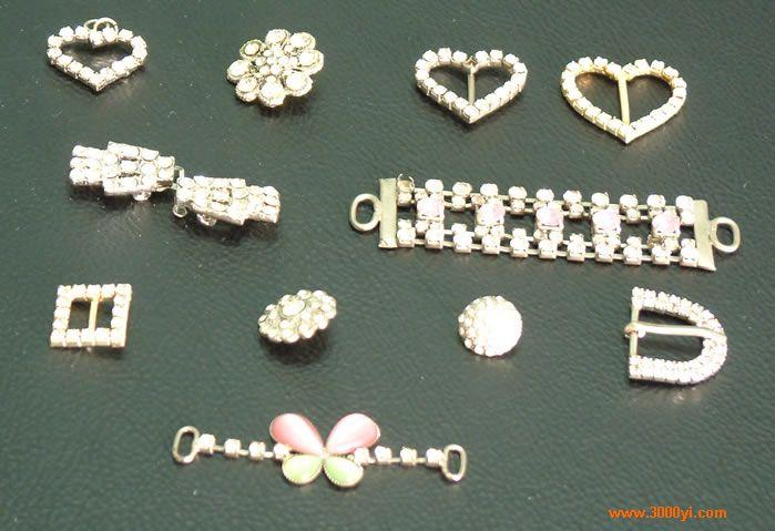 合金钻石扣压克力钻石扣,烧焊钻石扣对扣钻石水钻扣钻石扣烧焊钻石批发