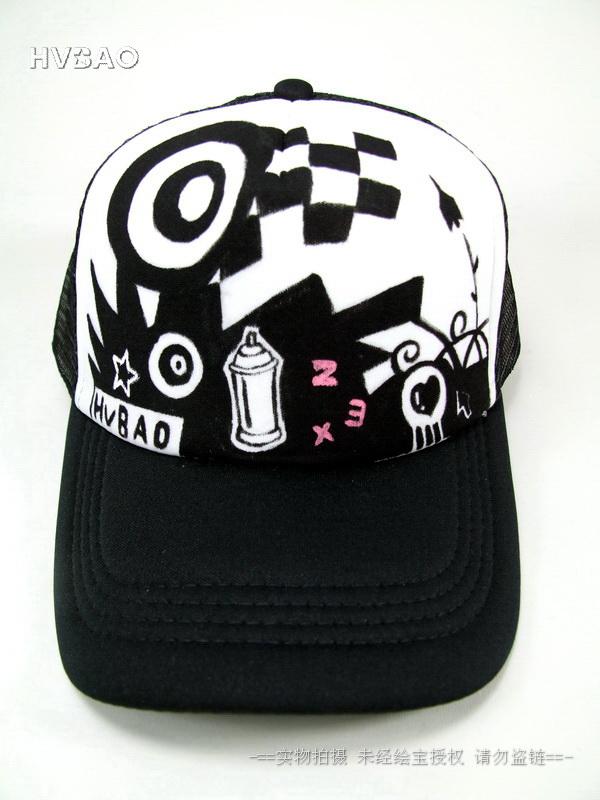 diy帽子图案设计
