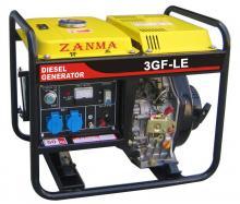 供应5KW柴油发电机