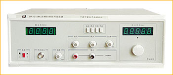 DF1316-100音频扫频信号发生器图片