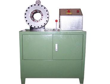 供应高压胶管接头扣压机-锁管机