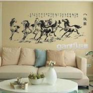 长沙装饰公司墙饰电视背景墙图片