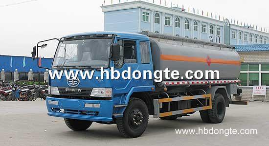 供应解放单桥化工液体运输车图片