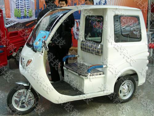 江西南昌老年代步车生产供应商 供应实用新型老年代步车高清图片