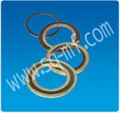 供应密封材料金属缠绕垫片dn600批发