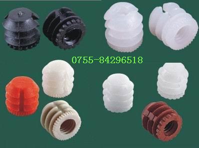 供应三合一连接件,三合一胶粒,尼龙胶粒,预埋螺母,家具塑料配件