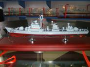 559佛山号1比200舰艇模型图片