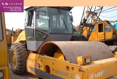 供应16吨二手压路机,二手16吨压路机价格批发
