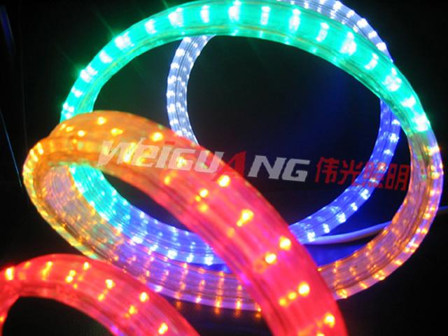 供应LED彩虹管LED霓虹灯LED灯带