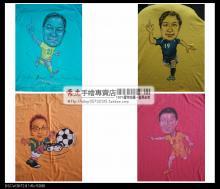 供应深圳雪阳数码喷图个性T恤