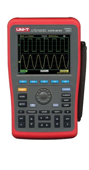 ...示波器UTD1152C,示波器图片   示波器图片   沈阳新奥仪器...