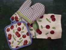 供应上海厨房纺织品数码印花加工