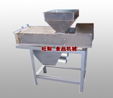 供应花生米干法剥皮机