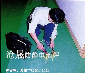 环氧树脂平涂式防静电地板图片/环氧树脂平涂式防静电地板样板图