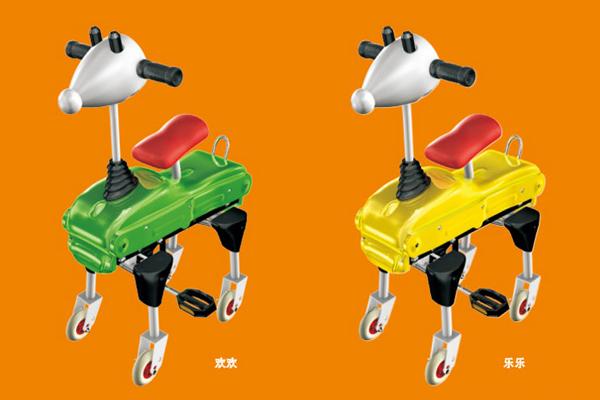 厂家供应QQ马儿童玩具比比酷小龙马QQ马与诸葛马之间的价格批发