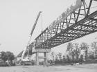 供應鋼桁架,管桁架,鋼管桁架,廣東管桁架,海南管桁架,型鋼桁架,管桁架廠家,管桁架公司。圖片