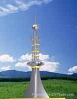 供应楼顶装饰塔、楼顶工艺塔