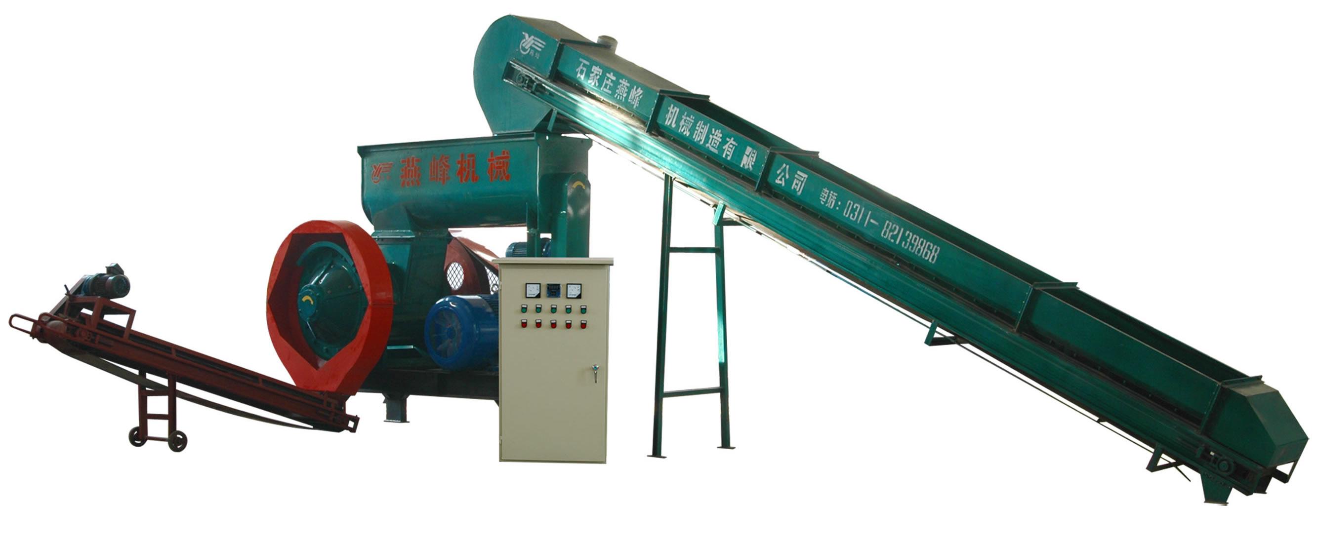 供应秸秆压块机秸秆压缩设备图片