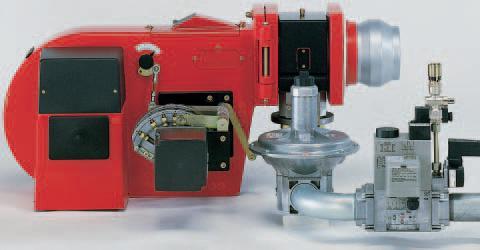 供应G系列燃气燃烧器