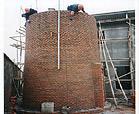 钢结构防腐施工方案烟囱脱硫图片
