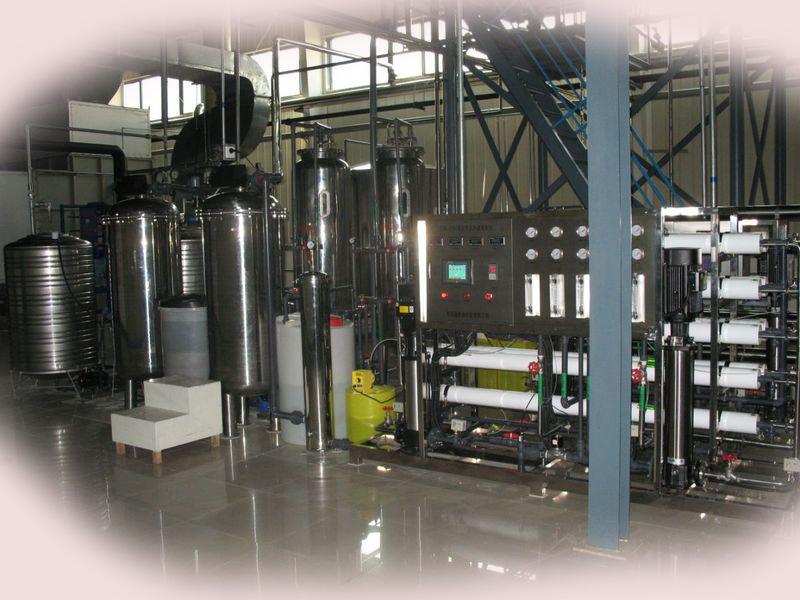 酒店锅炉软化水设备图片/酒店锅炉软化水设备样板图