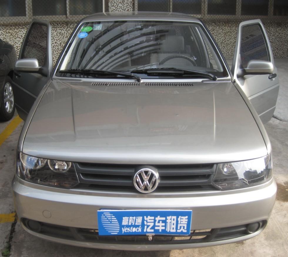 珠海租车全新2010款捷达报价