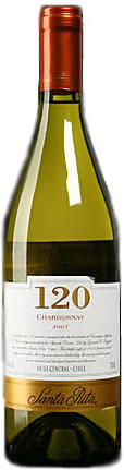 供应桑塔丽塔120莎当妮葡萄酒