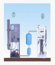 供应膜反清洗机膜浓缩设备
