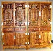 最低价花梨木架子床2万3双人床罗图片