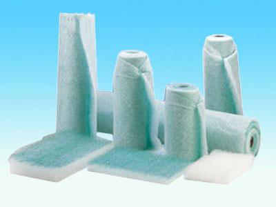 供应空气净化工程地棉