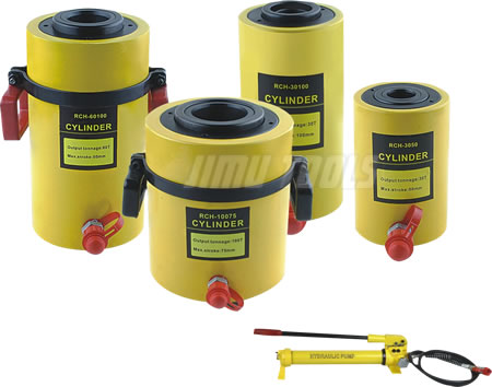 供应空心柱塞液压缸RCH-3050