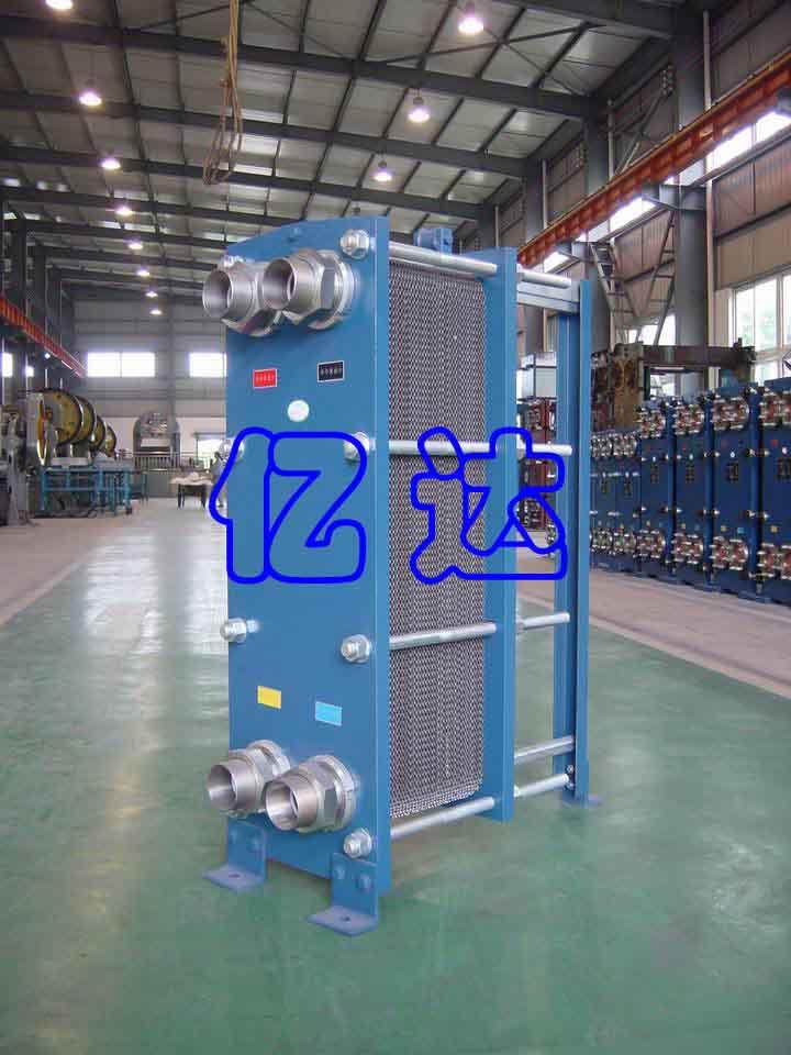 齐齐哈尔板式换热器