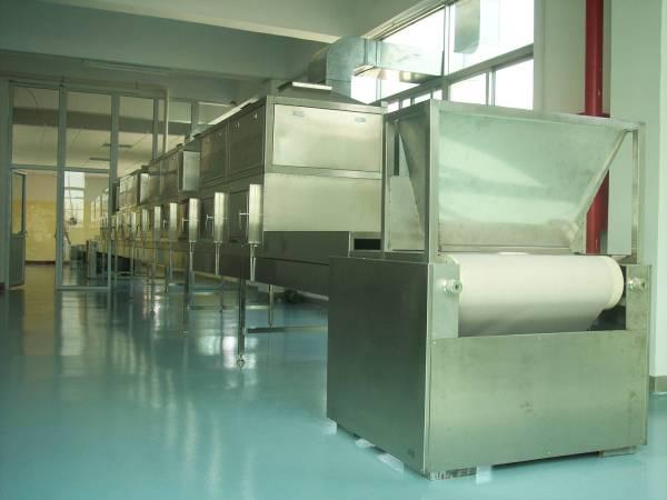 供应正磷酸铁微波干燥设备