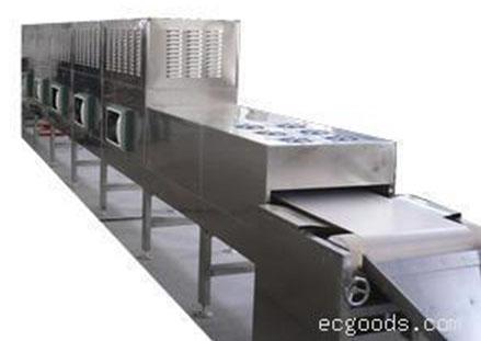 供应锰酸锂微波干燥设备