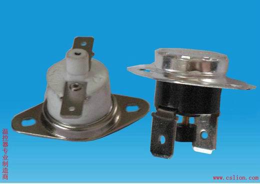 供应高精确度KSD301手动复位温控器高精确度温控器