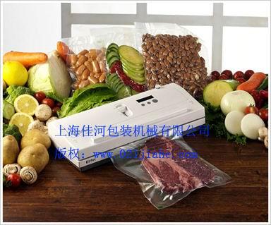 供应卤制品真空包装机、上海真空包装机系列生产供应厂家、家用真空包装机、食品药品土特产海产品调料品等的真空包装机图片