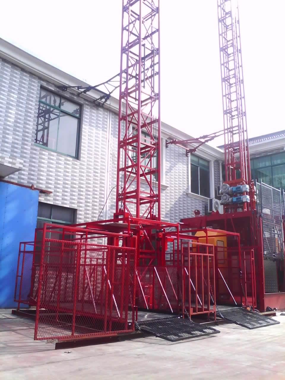 宏天建筑工程设备有限公司生产供应上海施工升降机