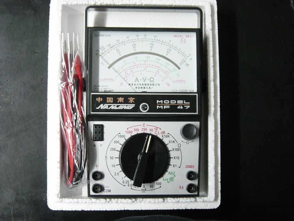 万用表钳形电流表转速表测温仪产品描述:   92系列 78系列 fm47等多种