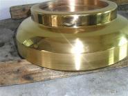 五金模具TiN纳米镀钛加工图片