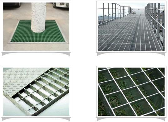 武汉钢格板-钢格栅板-脚踏板图片/武汉钢格板-钢格栅板-脚踏板样板图