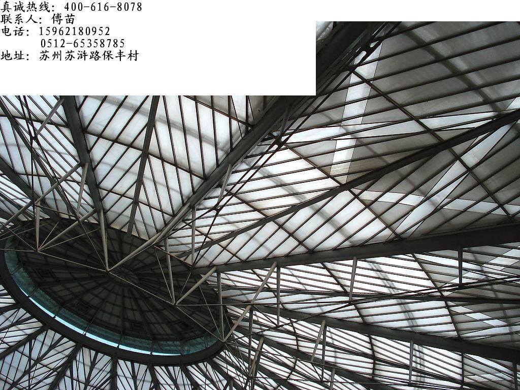 供应钢结构构造苏州网架 供应大型车库仓库厂房钢结构网架 供应h型钢