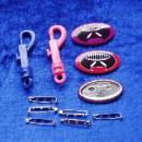 供应手袋扣线扣方扣礼品工艺饰品手袋扣线扣方扣礼品工艺