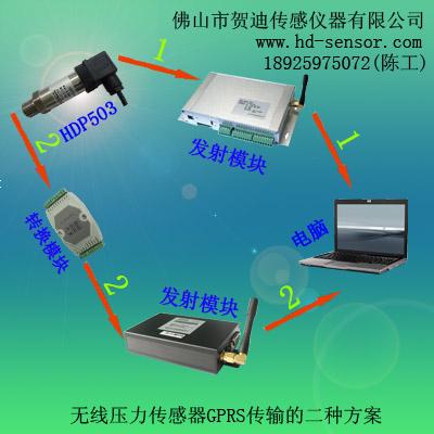 供应无线压力传感器无线采集器批发