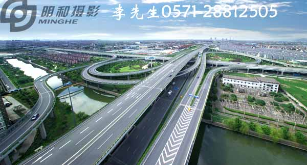 杭州航拍摄影图片