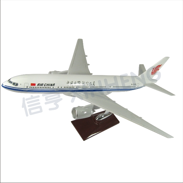 b777中国国航空飞机模型图片